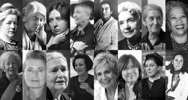 L' 8 ottobre è stato conferito Nobel per la Letteratura a Louise Glück, scopriamo quante volte la cerimonia si è tinta di rosa dal 1901.