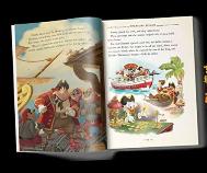 """""""L'isola del tesoro"""" di Robert Louis Stevenson diventa un fumetto disney"""