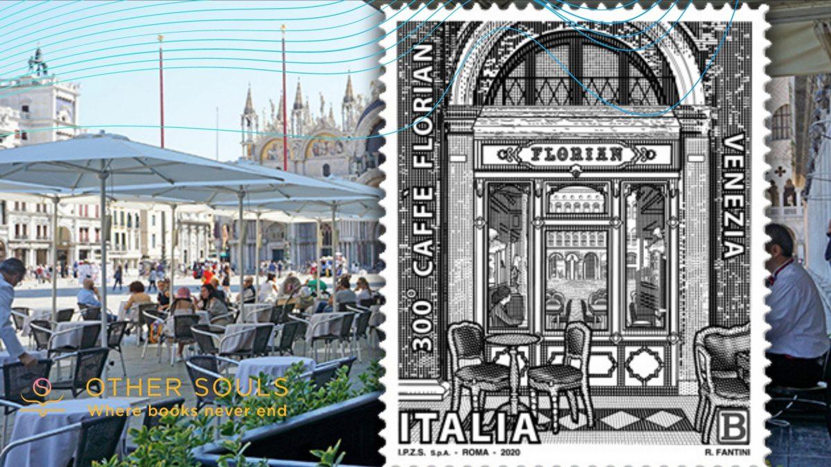 Venezia: Francobollo per le 300 candeline del CaffèFlorian