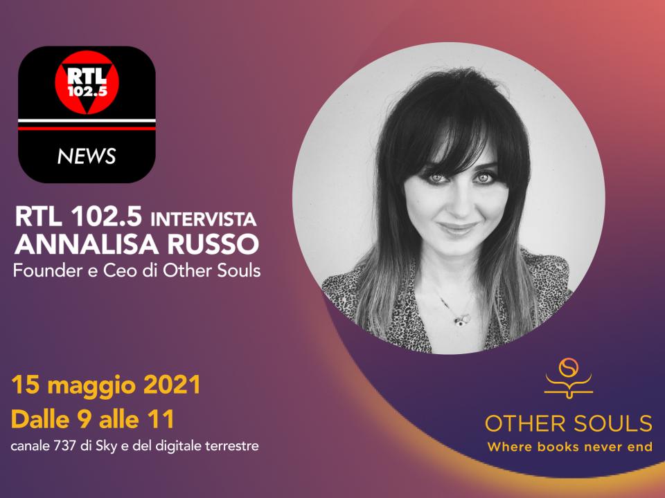 Rtl intervista Annalisa Russo di Other Souls