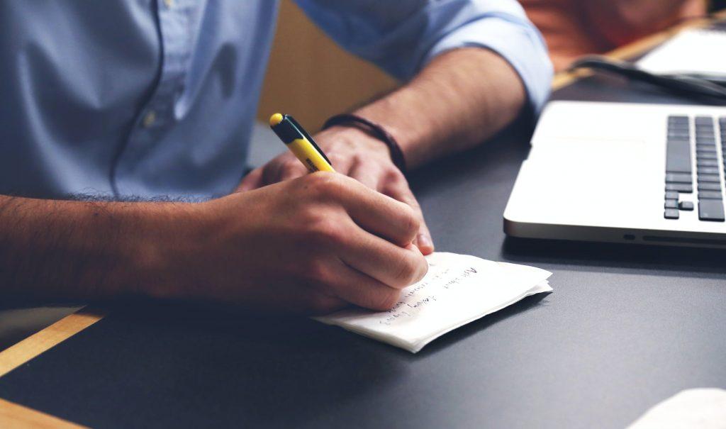 La trama di un libro, come scrivere